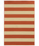 RugStudio presents Sphinx By Oriental Weavers Riviera 4768b Orange Machine Woven, Good Quality Area Rug