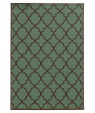 RugStudio presents Sphinx By Oriental Weavers Riviera 4770a Teal Machine Woven, Good Quality Area Rug