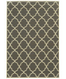 RugStudio presents Sphinx By Oriental Weavers Riviera 4770w Graphite Gray Machine Woven, Good Quality Area Rug