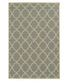 RugStudio presents Sphinx By Oriental Weavers Riviera 4770y Gray Machine Woven, Good Quality Area Rug