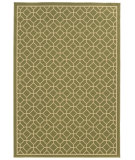 RugStudio presents Sphinx By Oriental Weavers Riviera 4771b Green Machine Woven, Good Quality Area Rug