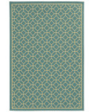 RugStudio presents Sphinx By Oriental Weavers Riviera 4771e Teal Machine Woven, Good Quality Area Rug