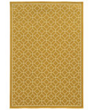 RugStudio presents Sphinx By Oriental Weavers Riviera 4771h Gold Machine Woven, Good Quality Area Rug