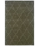 RugStudio presents Sphinx By Oriental Weavers Silhouette 48102 Graphite Gray Hand-Tufted, Good Quality Area Rug