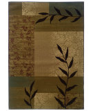 RugStudio presents Sphinx By Oriental Weavers Tybee 2362j Tan Machine Woven, Good Quality Area Rug