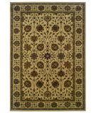 RugStudio presents Sphinx By Oriental Weavers Tybee 733i6 Beige Machine Woven, Good Quality Area Rug