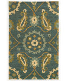 RugStudio presents Tommy Bahama Valencia 57702 Blue Woven Area Rug