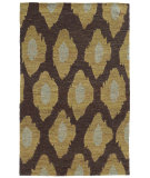 RugStudio presents Tommy Bahama Valencia 57708 Chocolate Woven Area Rug
