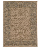 RugStudio presents Tommy Bahama Vintage 4928u Tan/Brown Machine Woven, Good Quality Area Rug