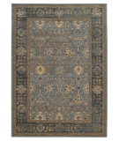RugStudio presents Tommy Bahama Vintage 534e2 Blue Fog Machine Woven, Good Quality Area Rug