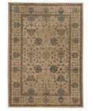 RugStudio presents Tommy Bahama Vintage 534w2 Beige Machine Woven, Good Quality Area Rug