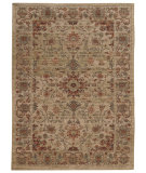 RugStudio presents Tommy Bahama Vintage 5992j Beige Machine Woven, Good Quality Area Rug