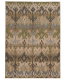 RugStudio presents Rugstudio Sample Sale 110410R Tribal Putty Machine Woven, Good Quality Area Rug