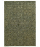RugStudio presents Tommy Bahama Voyage 091l0 Olive Green Machine Woven, Good Quality Area Rug