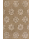 RugStudio presents Sphinx by Oriental Weavers Zanzibar 2957c Tan Machine Woven, Good Quality Area Rug