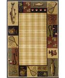 RugStudio presents Sphinx by Oriental Weavers Hansen 1065B Machine Woven, Better Quality Area Rug