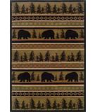 RugStudio presents Sphinx by Oriental Weavers Hansen 1066A Machine Woven, Better Quality Area Rug
