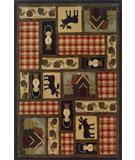RugStudio presents Sphinx by Oriental Weavers Hansen 1067A Machine Woven, Better Quality Area Rug