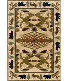 RugStudio presents Sphinx by Oriental Weavers Hansen 1072A Machine Woven, Better Quality Area Rug
