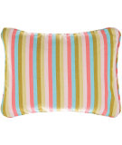 RugStudio presents Pine Cone Hill Pillow Cabana Stripe