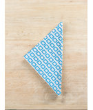 RugStudio presents Pine Cone Hill Napkins Chickles Blue