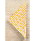 RugStudio presents Pine Cone Hill Napkins Chickles Yellow
