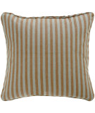 RugStudio presents Pine Cone Hill Pillow Dash Stripe Slate