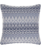 RugStudio presents Pine Cone Hill Pillow Ila Slate