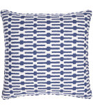 RugStudio presents Pine Cone Hill Pillow Links Indigo
