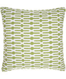 RugStudio presents Pine Cone Hill Pillow Links Key Lime