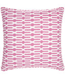 RugStudio presents Pine Cone Hill Pillow Links Pink