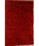 RugStudio presents Famous Maker M Shag 112451 Red Area Rug