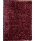 RugStudio presents Famous Maker B Shag 112439 Purple Area Rug