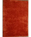 RugStudio presents Famous Maker B Shag 112440 Orange Area Rug