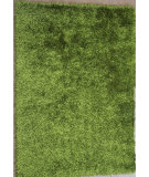 RugStudio presents Famous Maker B Shag 112437 Lime Green Area Rug