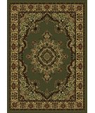 RugStudio presents Radici Usa Castello Series 1191 Sage Machine Woven, Good Quality Area Rug