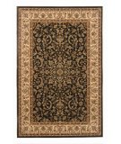 RugStudio presents Radici Usa Noble 1308 Black Machine Woven, Good Quality Area Rug