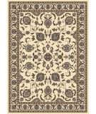 RugStudio presents Radici Usa Alba 1426 Ivory Machine Woven, Good Quality Area Rug