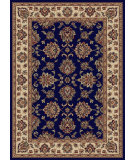 RugStudio presents Radici Usa Vesuvio 1691 Blue Machine Woven, Good Quality Area Rug