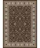 RugStudio presents Radici Usa Alba 1767 Brown Machine Woven, Good Quality Area Rug