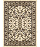 RugStudio presents Radici Usa Alba 1767 Ivory Machine Woven, Good Quality Area Rug