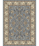 RugStudio presents Radici Usa Alba 1769 Greyish Blue Machine Woven, Good Quality Area Rug