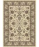 RugStudio presents Radici Usa Alba 1769 Ivory Machine Woven, Good Quality Area Rug