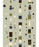 RugStudio presents Radici Usa Alba 1853 Soft Mint Machine Woven, Good Quality Area Rug