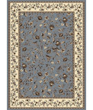 RugStudio presents Radici Usa Alba 1876 Greyish Blue Machine Woven, Good Quality Area Rug