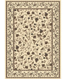 RugStudio presents Radici Usa Alba 1876 Ivory Machine Woven, Good Quality Area Rug