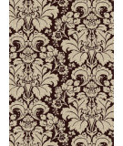 RugStudio presents Radici Usa Bella 1809 Brown Machine Woven, Good Quality Area Rug