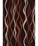 RugStudio presents Radici Usa Bella 1810 Brown Machine Woven, Good Quality Area Rug