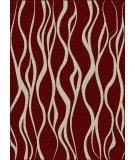 RugStudio presents Radici Usa Bella 1810 Red Machine Woven, Good Quality Area Rug