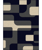 RugStudio presents Radici Usa Bella 1813 Blue Machine Woven, Good Quality Area Rug